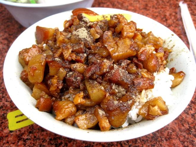 台北星龍飯店(飯・麺)